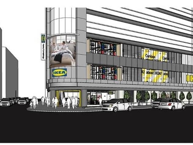 Ikea Shinjuku