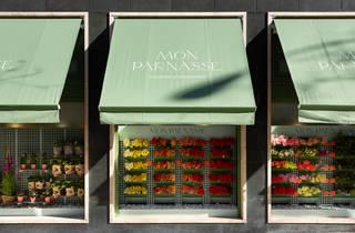 Floristería Mon Parnasse