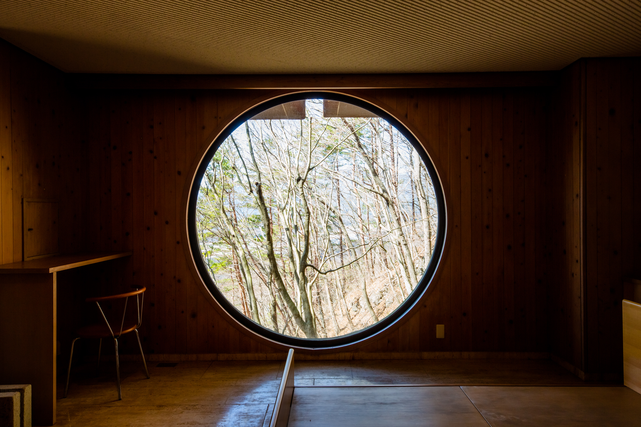 山奥に眠るメタボリズム建築の傑作が宿泊施設へ