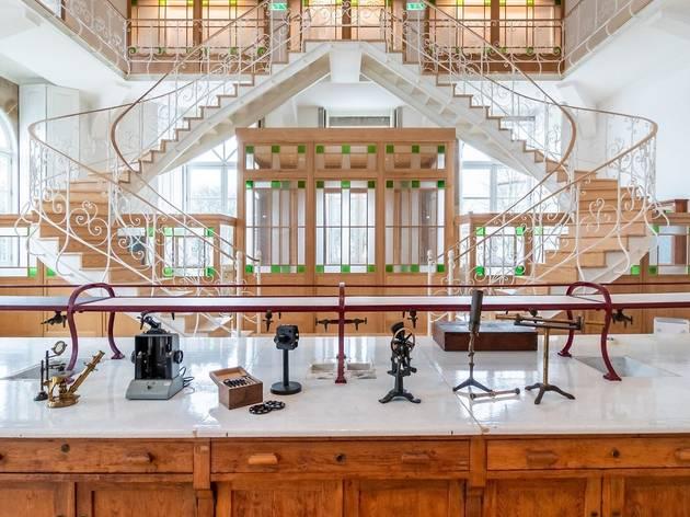 Laboratório Ferreira da Silva
