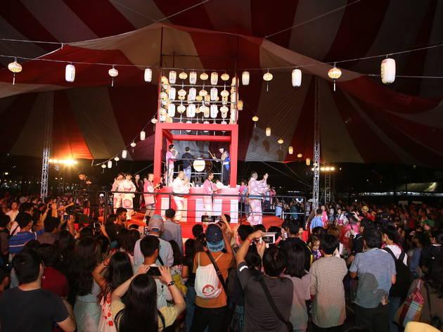 ジャパンベトナムフェスティバル イン ホーチミンシティー