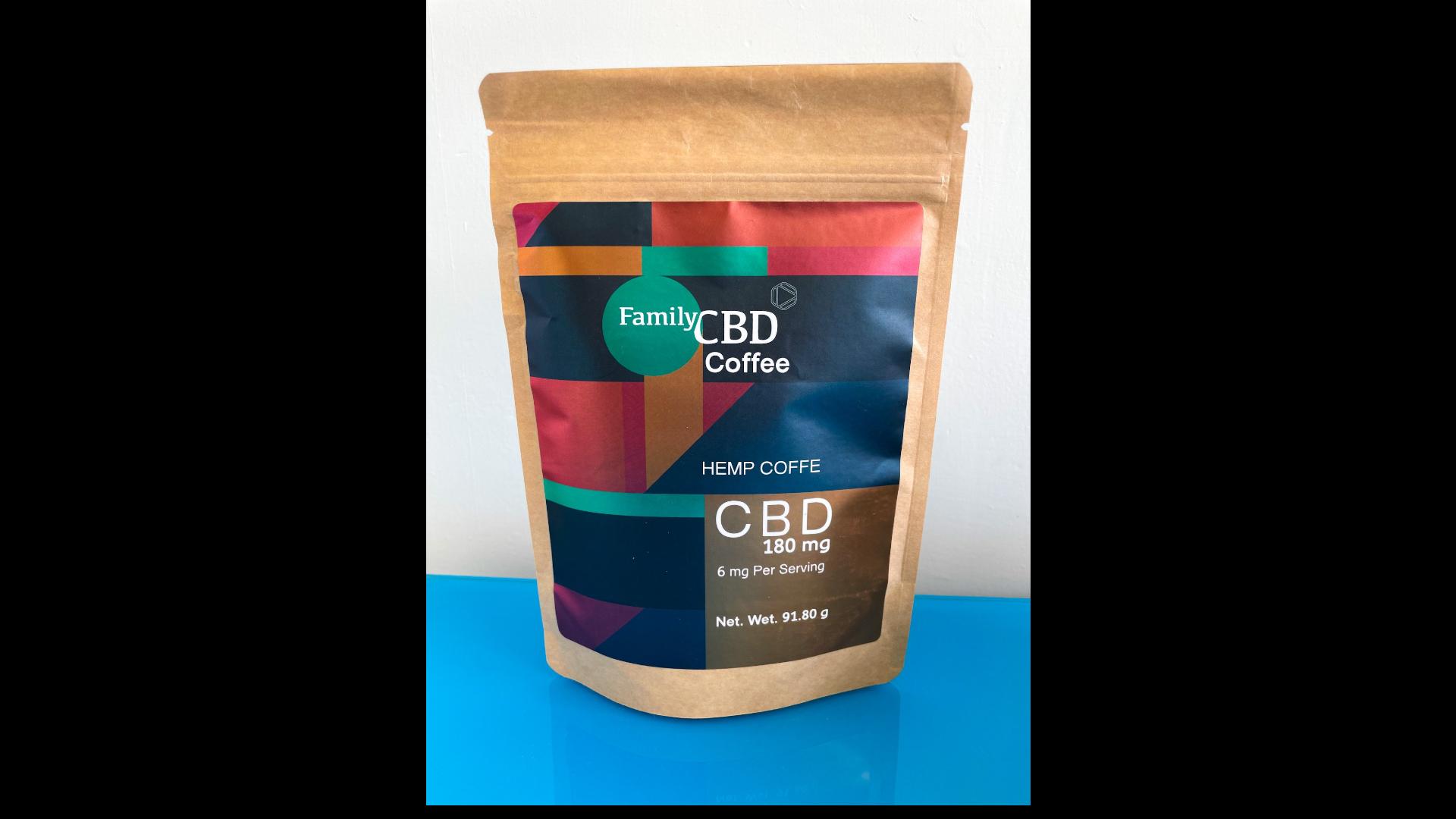 Café con CBD y lúpulo (Family CBD)