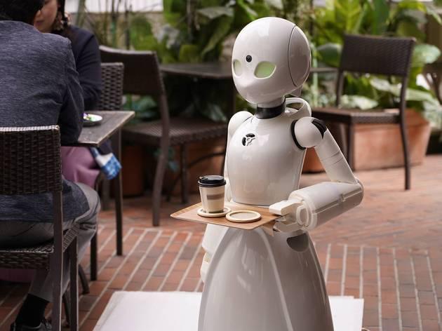 分身ロボットカフェ ドーン バージョンベータ