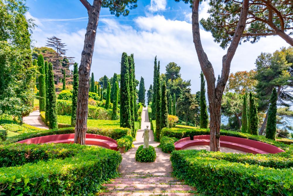 Jardins de Santa Clotilde, a Lloret de Mar