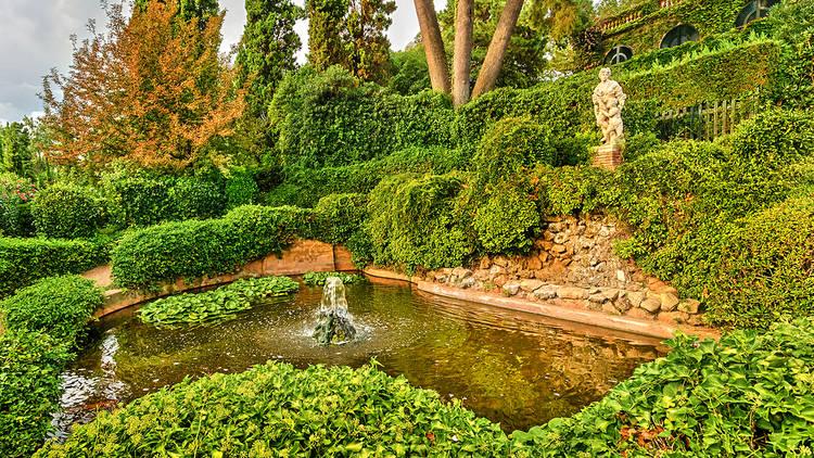 Jardines de Santa Clotilde, en Lloret de Mar