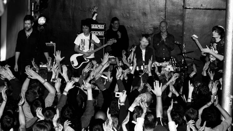 Radiohead anuncia retransmisión de conciertos a través de su canal de YouTube