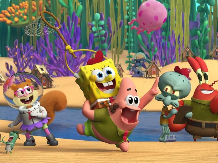 Abrilísimo regresa a Nickelodeon con nuevas series y estrenos para niños