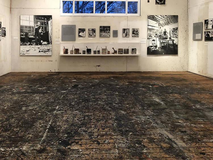 Pollock-Krasner House and Studio