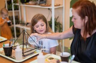 Little Succers School Holiday Workshops