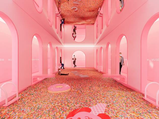 Popular Instagram-friendly exhibition Museum of Ice Cream is coming to Singapore, along with other new attractions