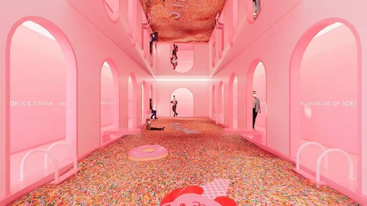Museum of Ice Cream Singapore