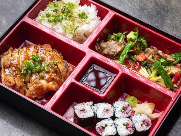 Katsumoto lunch