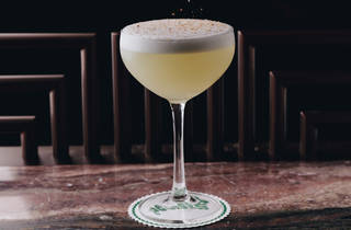 Poodle Sidecar (Photograph: Jake Roden)