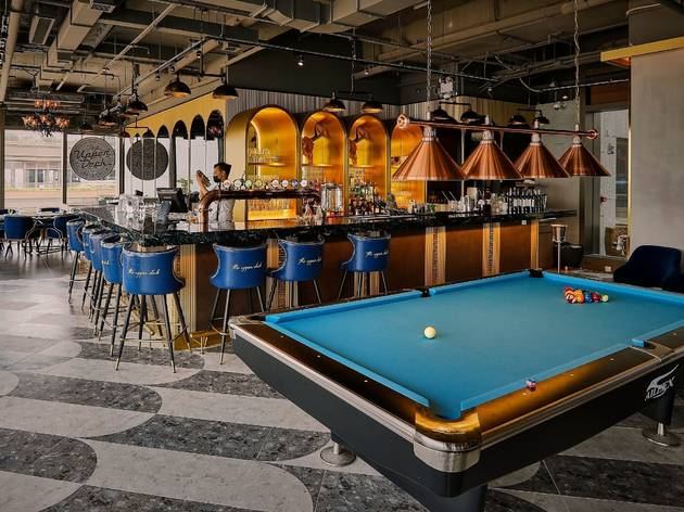 The Upper Deck Bar & Grill