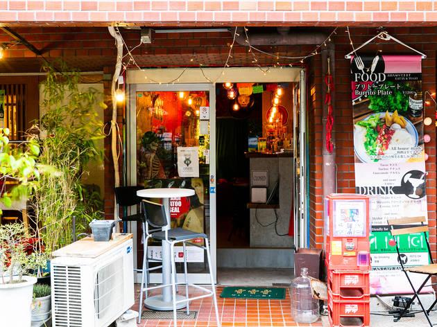 メキシカンカフェ&バー ジョグ