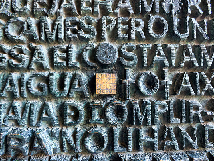 5 escultures per recordar Subirachs a Barcelona