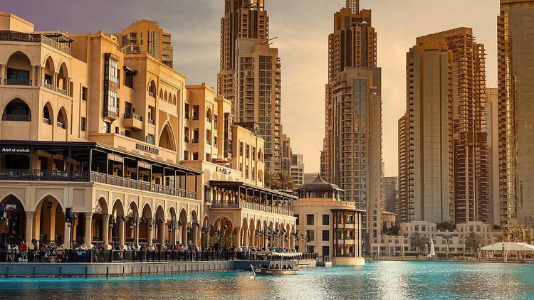 Así luce el recién inaugurado Time Out Market Dubai