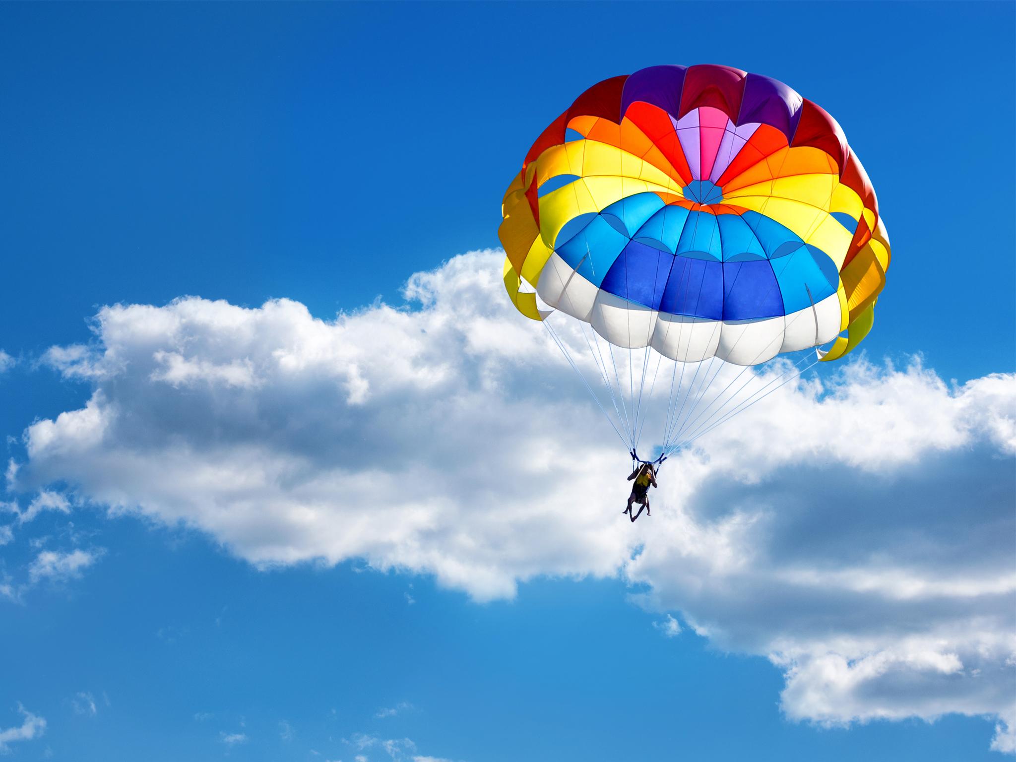 Lugares para saltar en paracaídas cerca de la CDMX