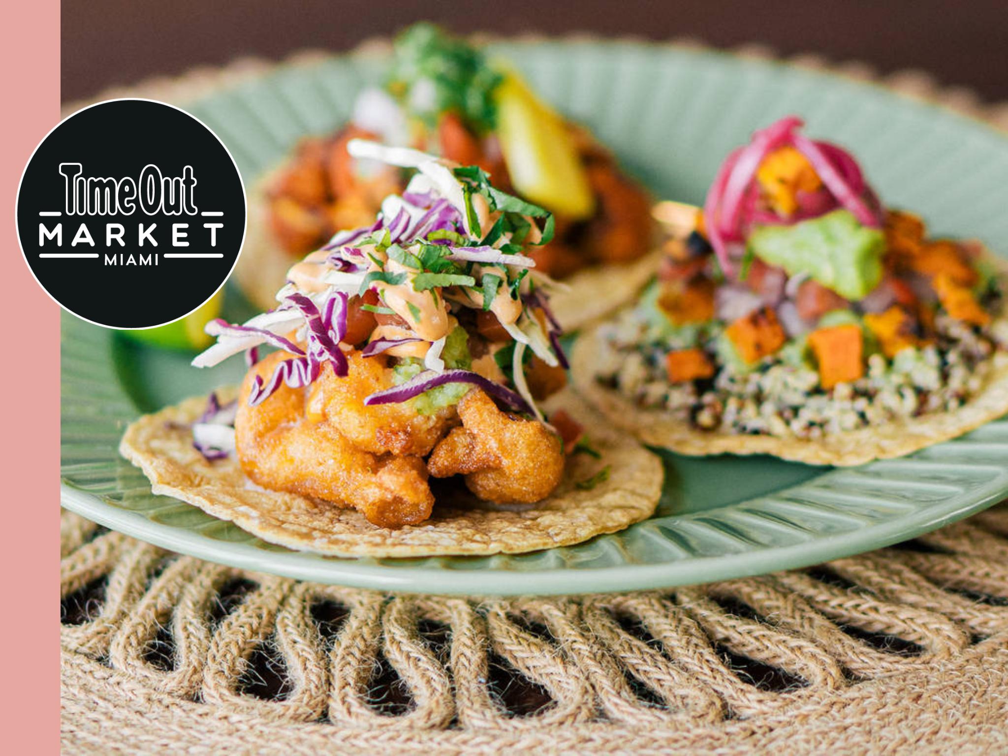 Food Envy: Baja shrimp tacos at La Santa Taqueria