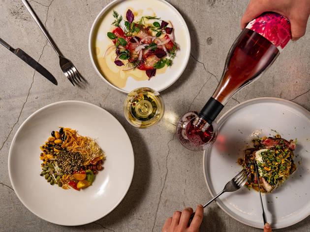 恵比寿の人気ベトナムレストランがワインとのペアリングコースをスタート