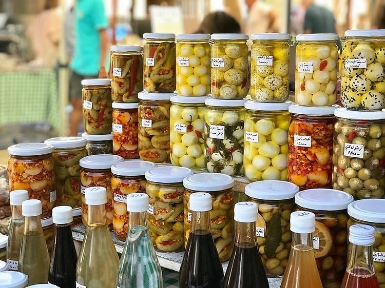 A Paris, Kamal Mouzawak compte promouvoir la cuisine libanaise traditionnelle
