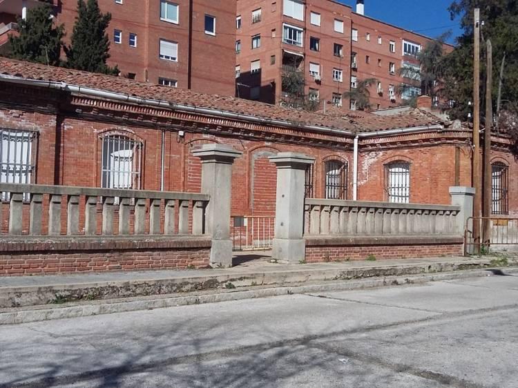Casas para empleados del Canal de Isabel II