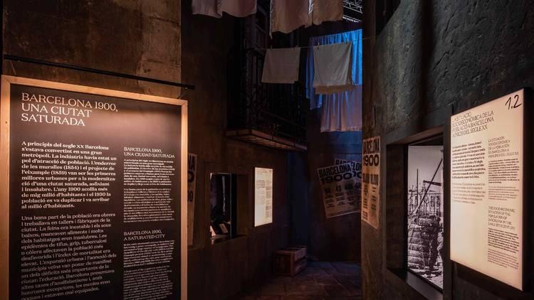 Exposició: Per una educació en llibertat, El Born CCM