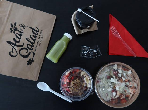 Zagreb to-go: Acai & Salad Bar takeout review