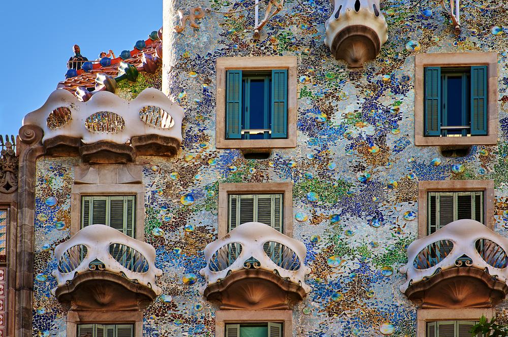 Façana de la Casa Batlló