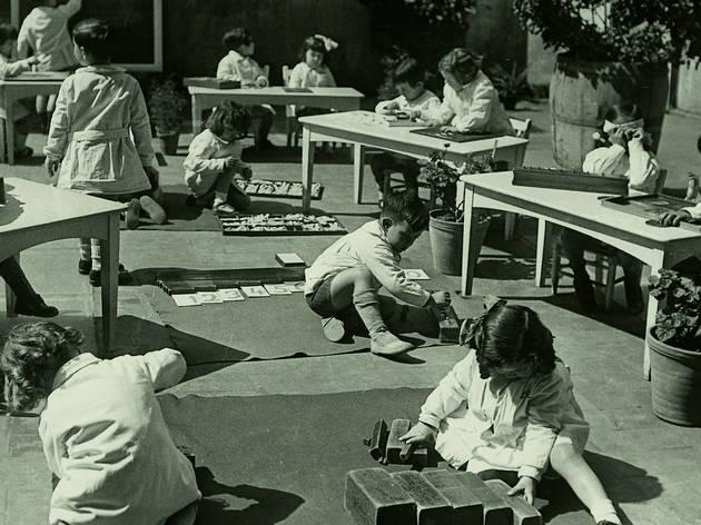 Foto: Josep Domínguez. Archivo Fotográfico de Barcelona