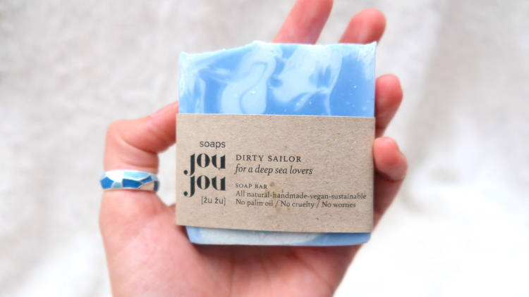 Jou jou, soap, soaps, soap bar