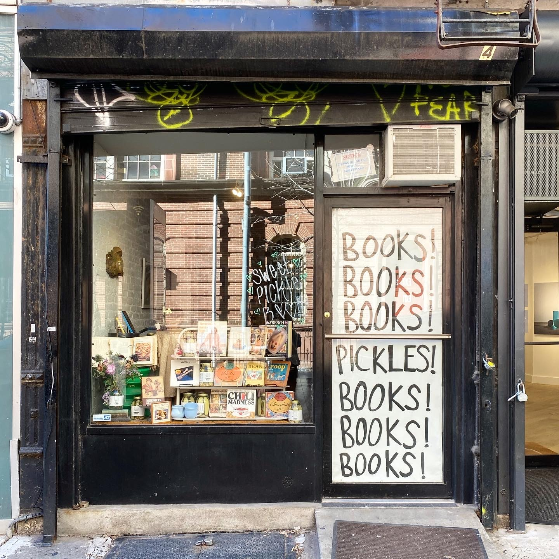 Sweet Pickle Books