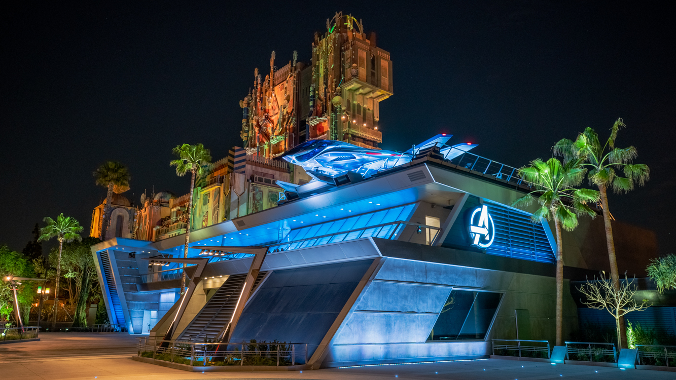 You can sling webs with Spider-Man starting June 4 at Disneyland's Avengers Campus