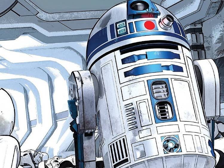 Star Wars Entre las Estrellas