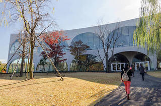 多摩美術大学 八王子図書館(Photo: Siraanamwong/Dreamstime)
