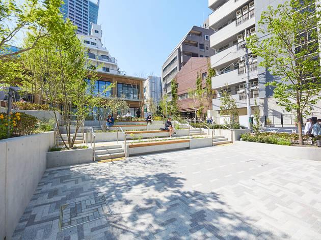 渋谷区立北谷公園