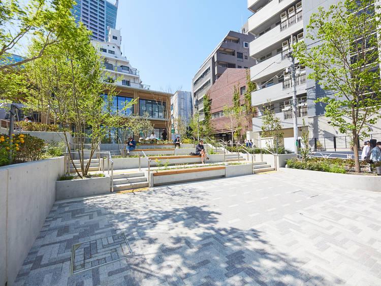 渋谷区立北谷公園を満喫する5のこと