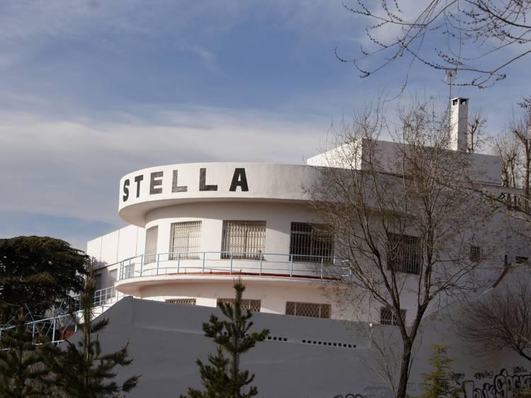 Piscina-Club Stella