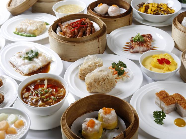 รวมบุฟเฟต์ติ่มซำและอาหารจีนจากโรงแรมดังทั่วกรุงเทพฯ