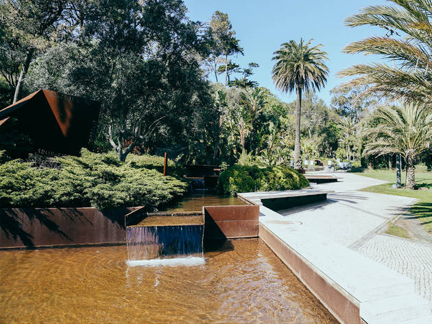 Parques, Jardins, Parque Palmela, Cascais