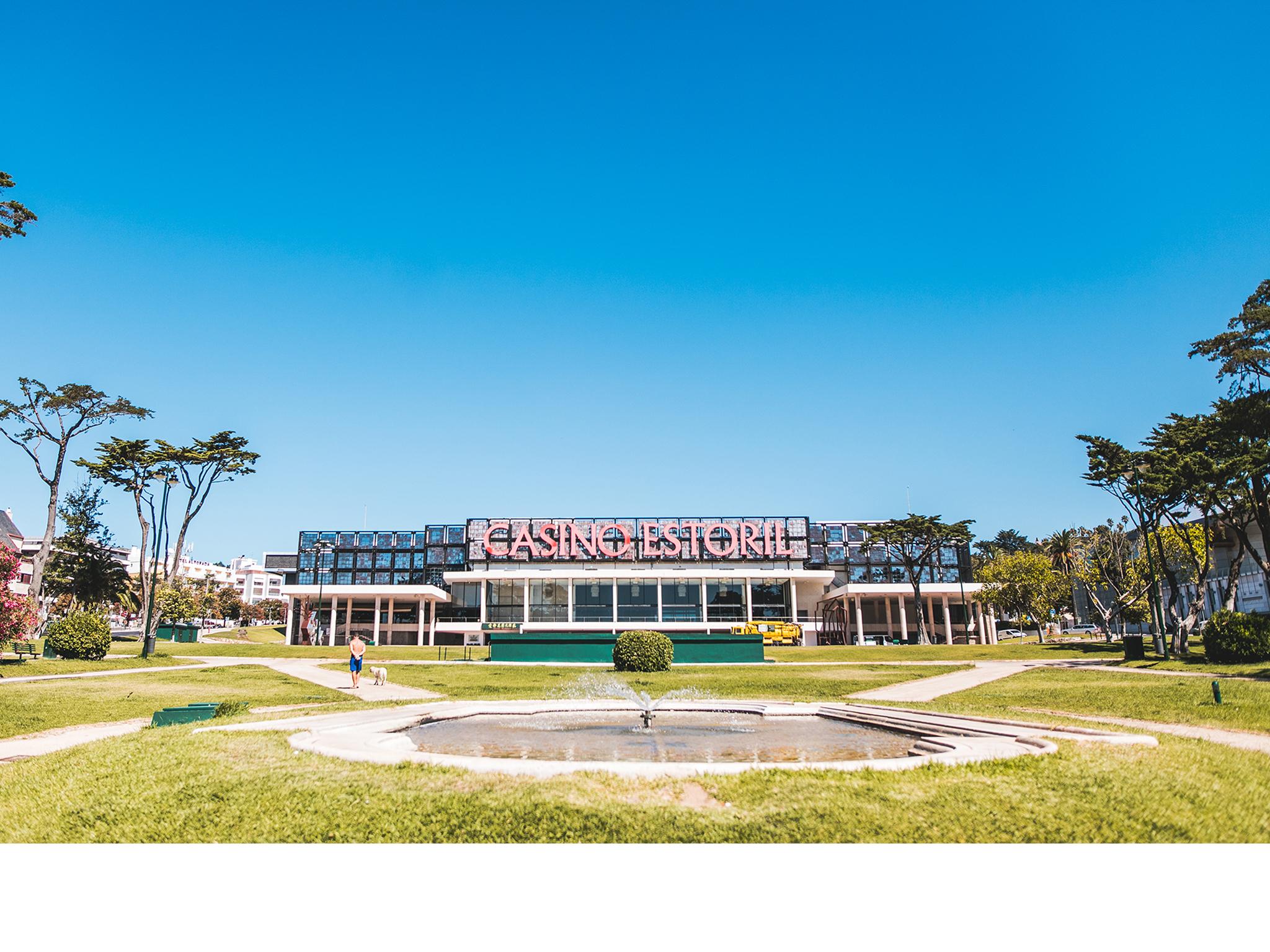 Jardins, Casino Estoril, Cascais