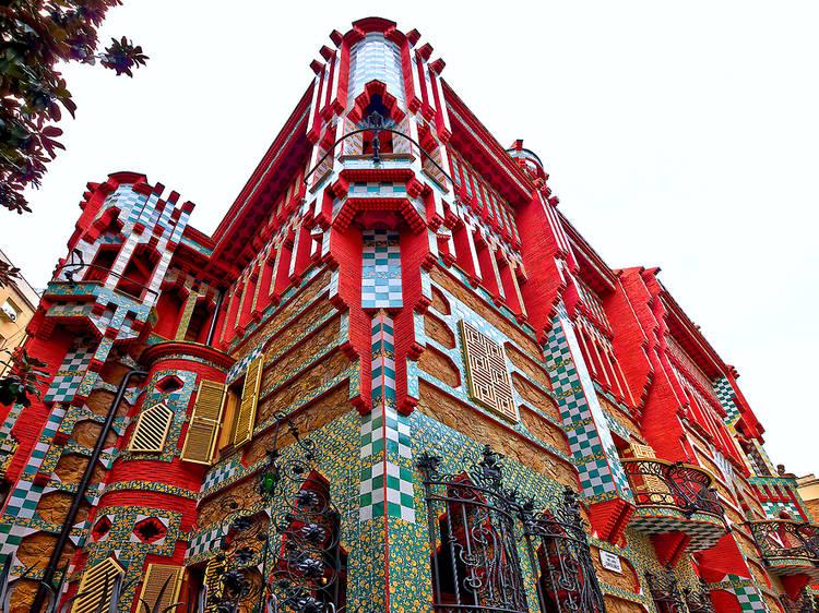 Els llocs de Barcelona on triomfa el color