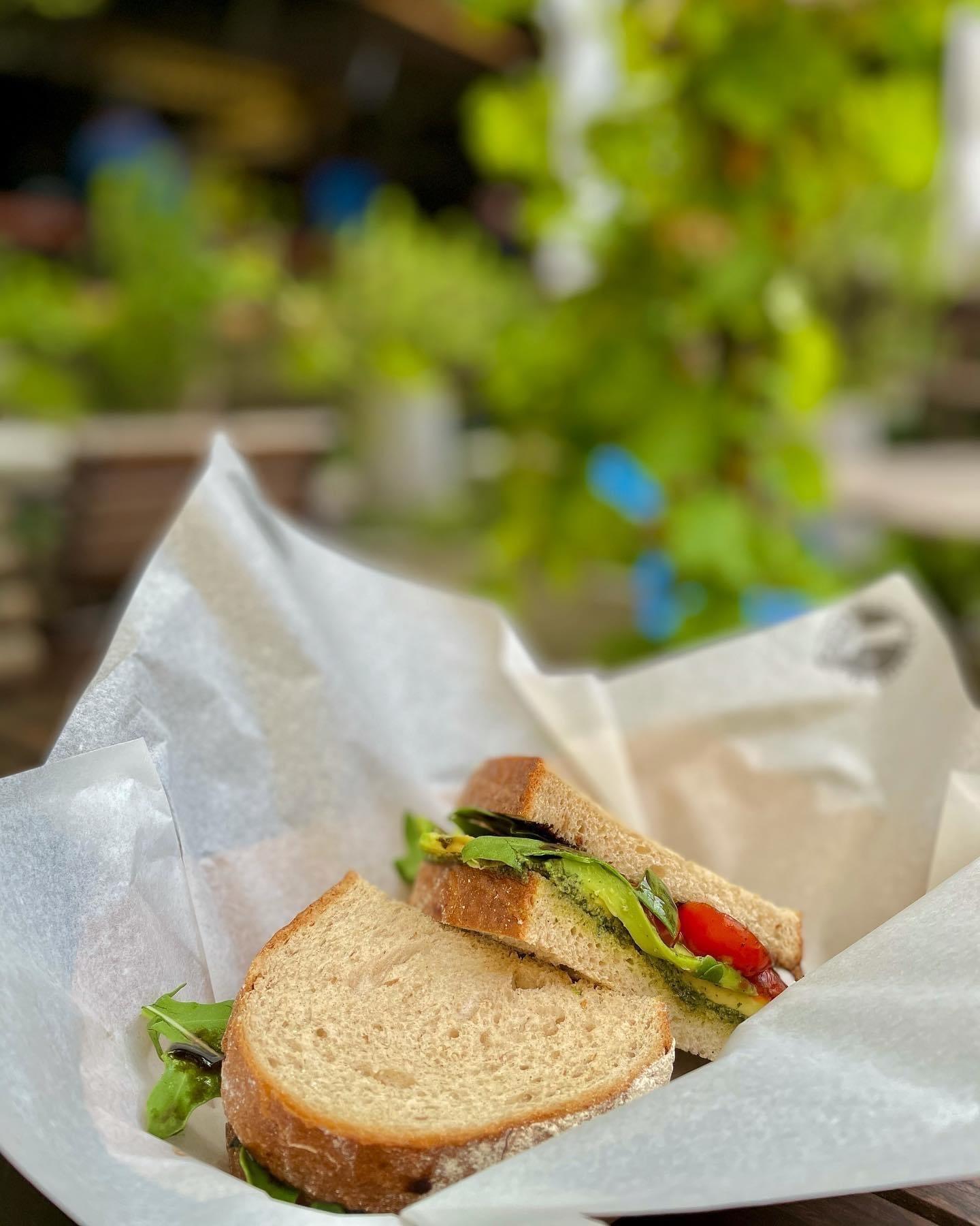 The Sandwich Revolution