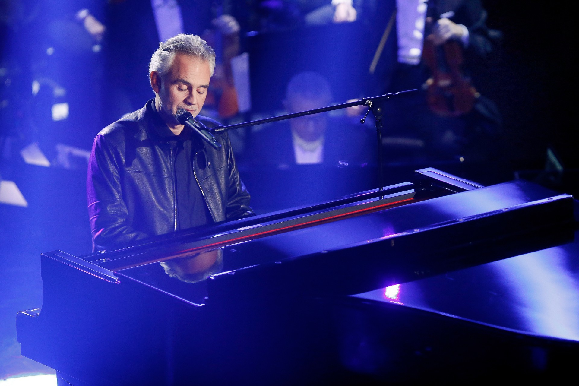 Andrea Bocelli is coming to Madison Square Garden
