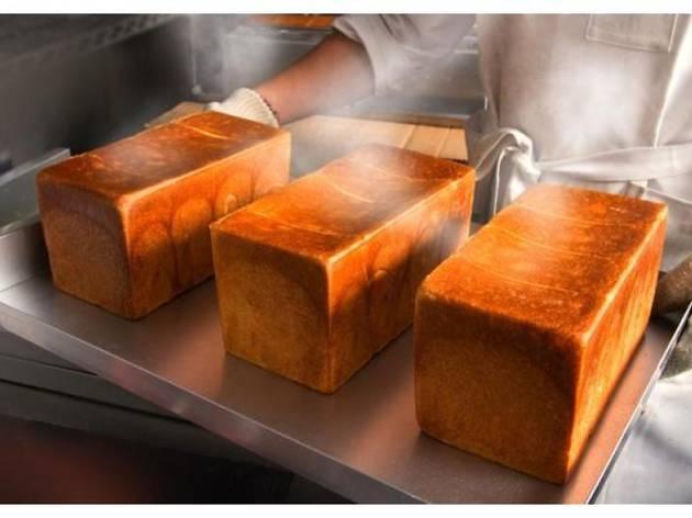 高級食パン専門店 花みつ