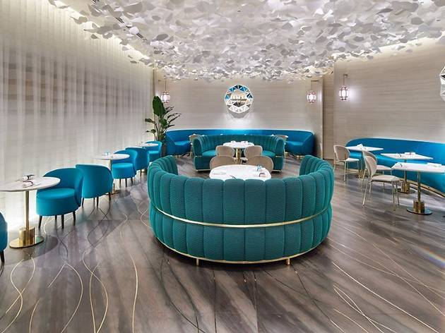 Louis Vuitton has opened a swanky new café in Ginza