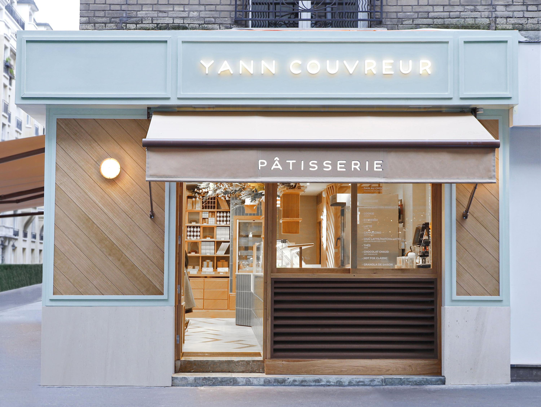 Yann Couvreur ouvre une nouvelle pâtisserie aux Batignolles