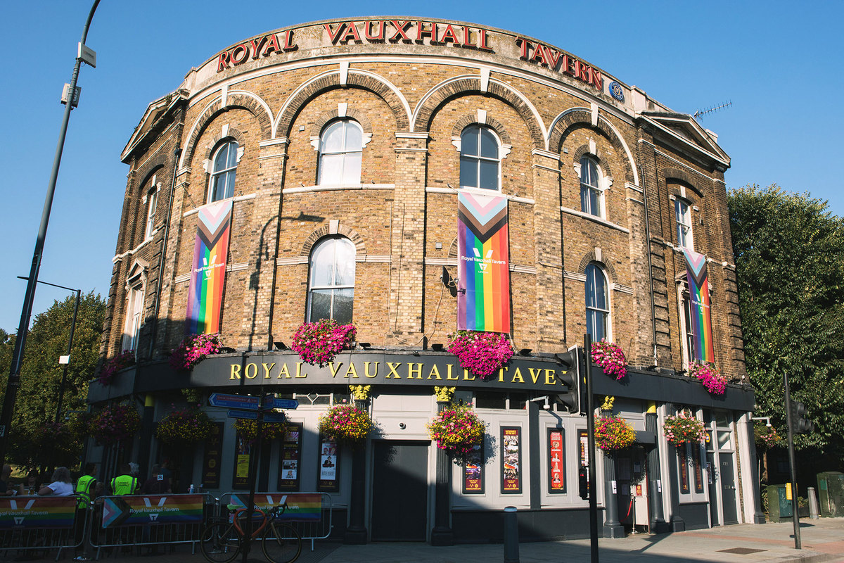 'The defining feature of queer London is resilience'