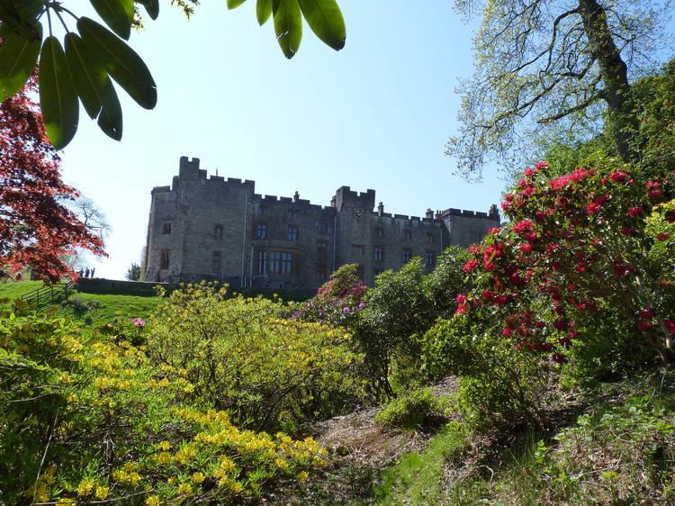Muncaster Castle and Gardens, Cumbria