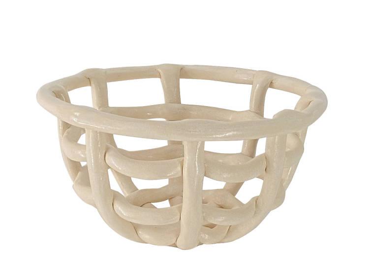 Taça de cerâmica